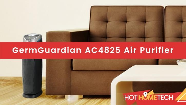 GermGuardian AC4825 Air Purifier Review