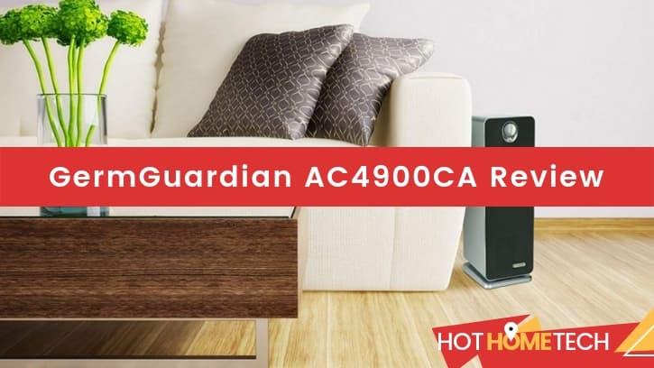 GermGuardian AC4900CA Review