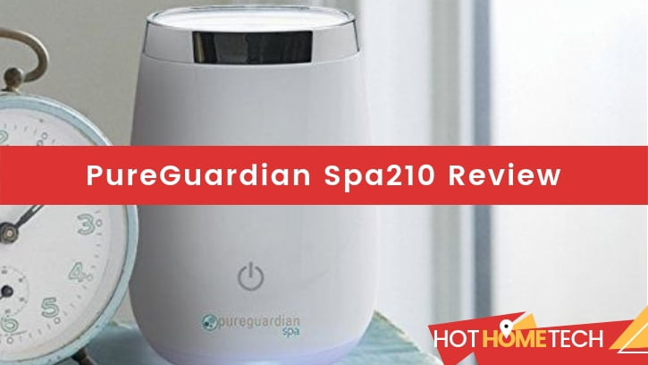 PureGuardian Spa210 Review