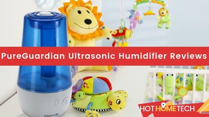 PureGuardian Ultrasonic Humidifier Reviews